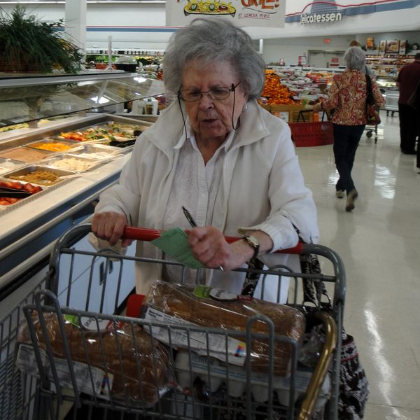 Angie at hyvee