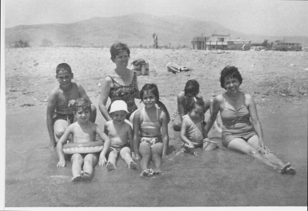 Greece 1965 (beach)