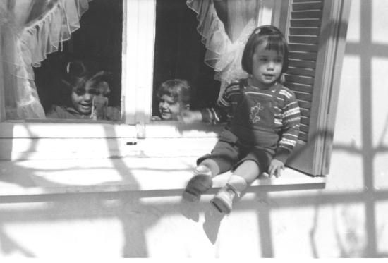 Anna 1964 Greece