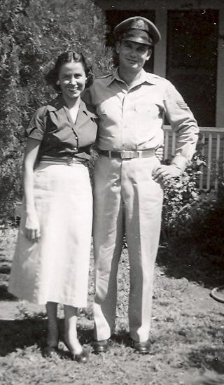 Ray and Angie Laredo Texas
